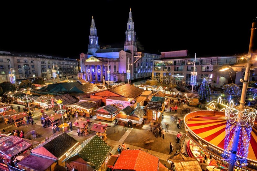 Seven places to escape the Christmas rush: germanmarket-visitleeds-christmas2017-01-774688.jpg