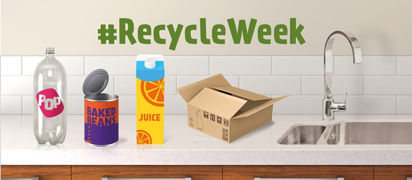 Leeds encouraged to level up its recycling habits as part of this year's virtual Recycle Week: #Recycle Week