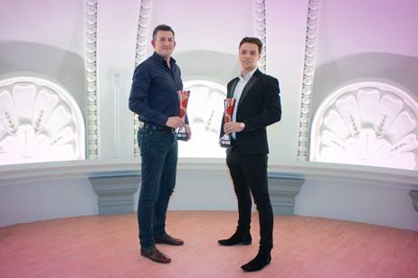 Scottish EDGE Announces its 'Winners EDGE' Champions: WEDGE-Winners---WEDGE-Winners---LtoR---Stuart-Chidley---Kieran-Coyle---WEB