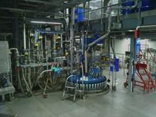 S2 Main Plant First Floor (Reactor Top)