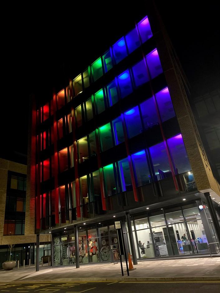 LGBT 2 light up