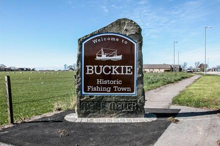 Buckie: Buckie
