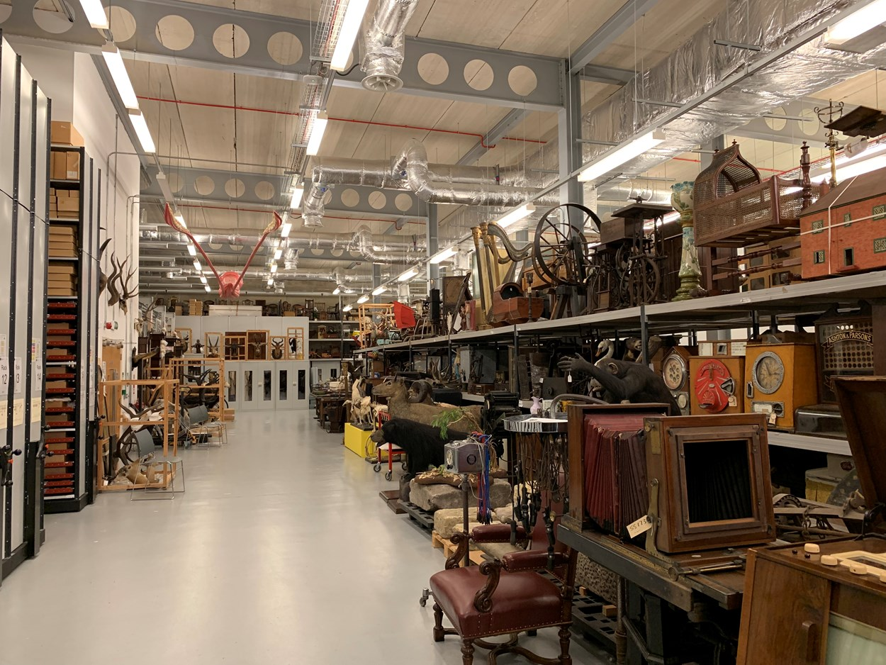 Leeds Discovery Centre: The store at Leeds Discovery Centre.