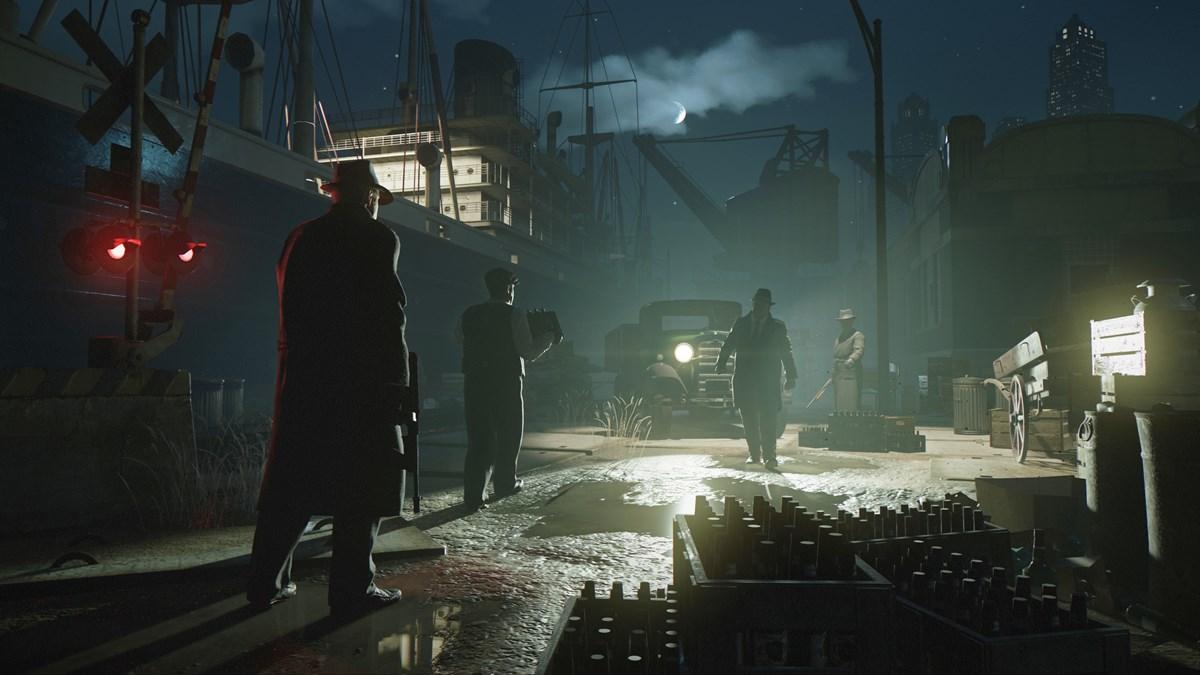 Mafia Announce Screenshot Harbor