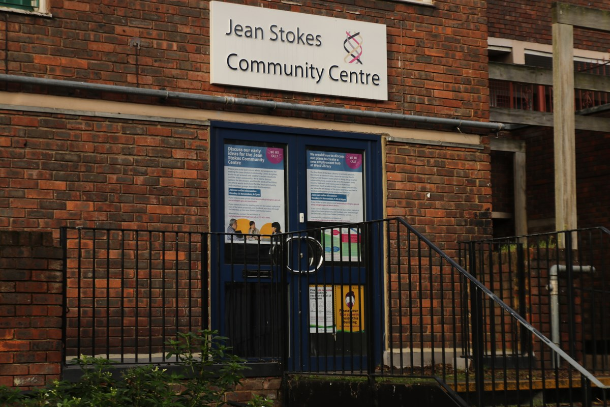 Jean Stokes Community Centre exterior 5