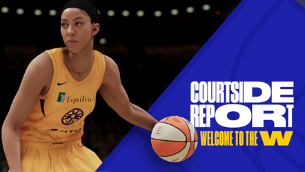 NBA 2K21 Courtside Report - The W