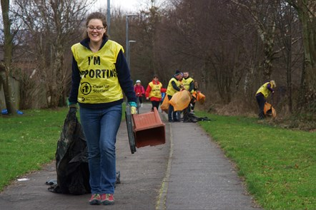 Moray Council backs national Spring Clean: Moray Council backs national Spring Clean