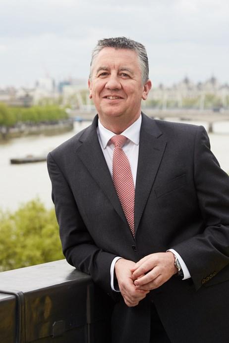 Mark Hallan: Senior Director, EMEA