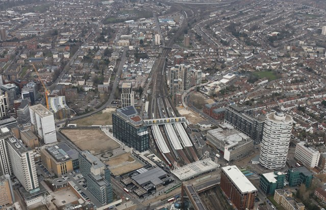Brighton Main Line upgrade moves a step closer as Croydon railway redevelopment gets funding boost: East Croydon station