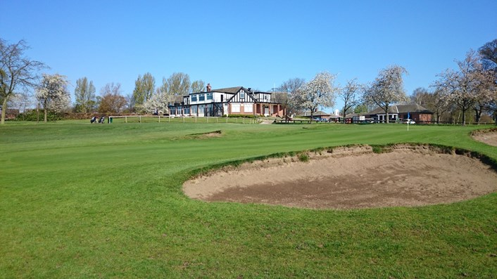 Return of golf at Temple Newsam marks start of family-friendly development plans at the estate: tngolfhouse-2