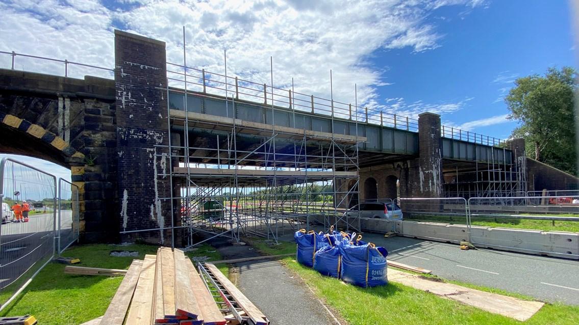Rainford Bypass bridge 30 July 2020-2