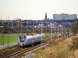 Arriva begins new rail contract in Southern Sweden: Pågatågen railway, Sweden