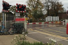 Ashtead Level Crossing (1)