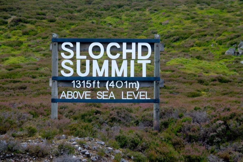 Slochd summit image