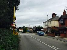 Westerfield level crossing RLSE-2
