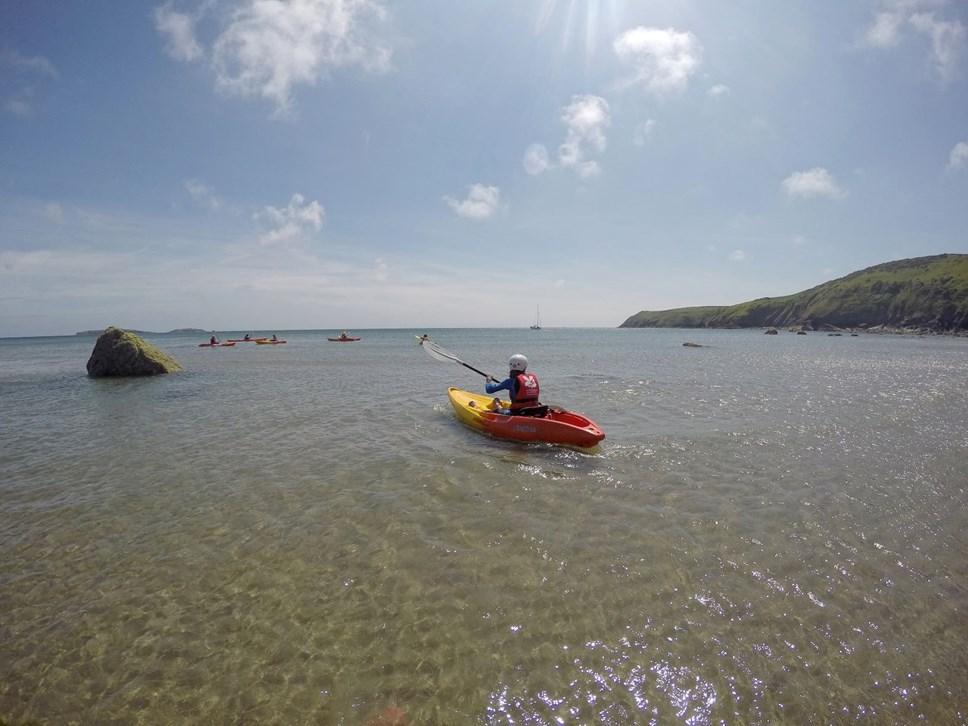 llyn peninsula Chris Thorne 2-2