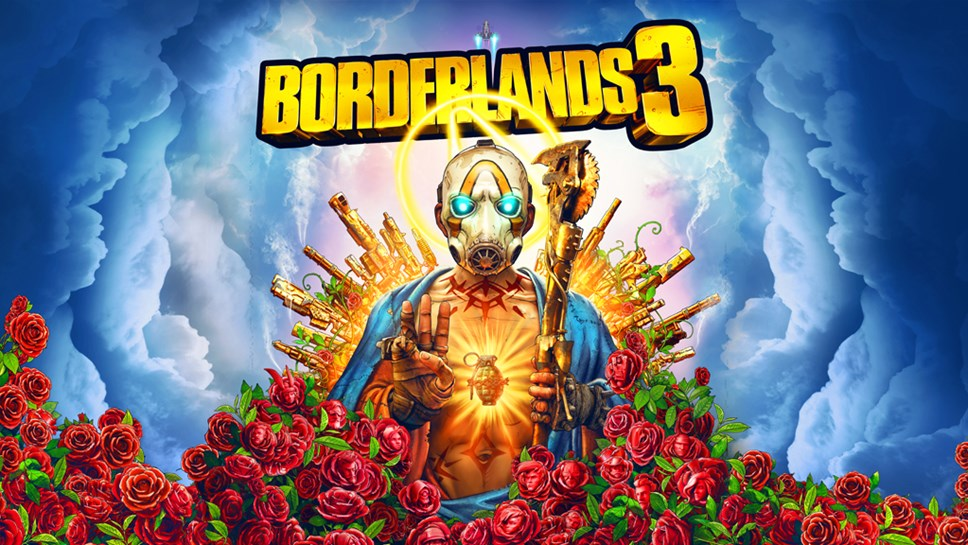 Borderlands® 3 is Now Available on Google Stadia: BL3 Key Art Small
