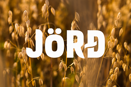 Arla introduces new brand and plant-based products: JÖRD high-res