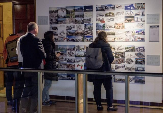 Network Rail launches public design exhibition and Design Panel: RIBA exhibition 2