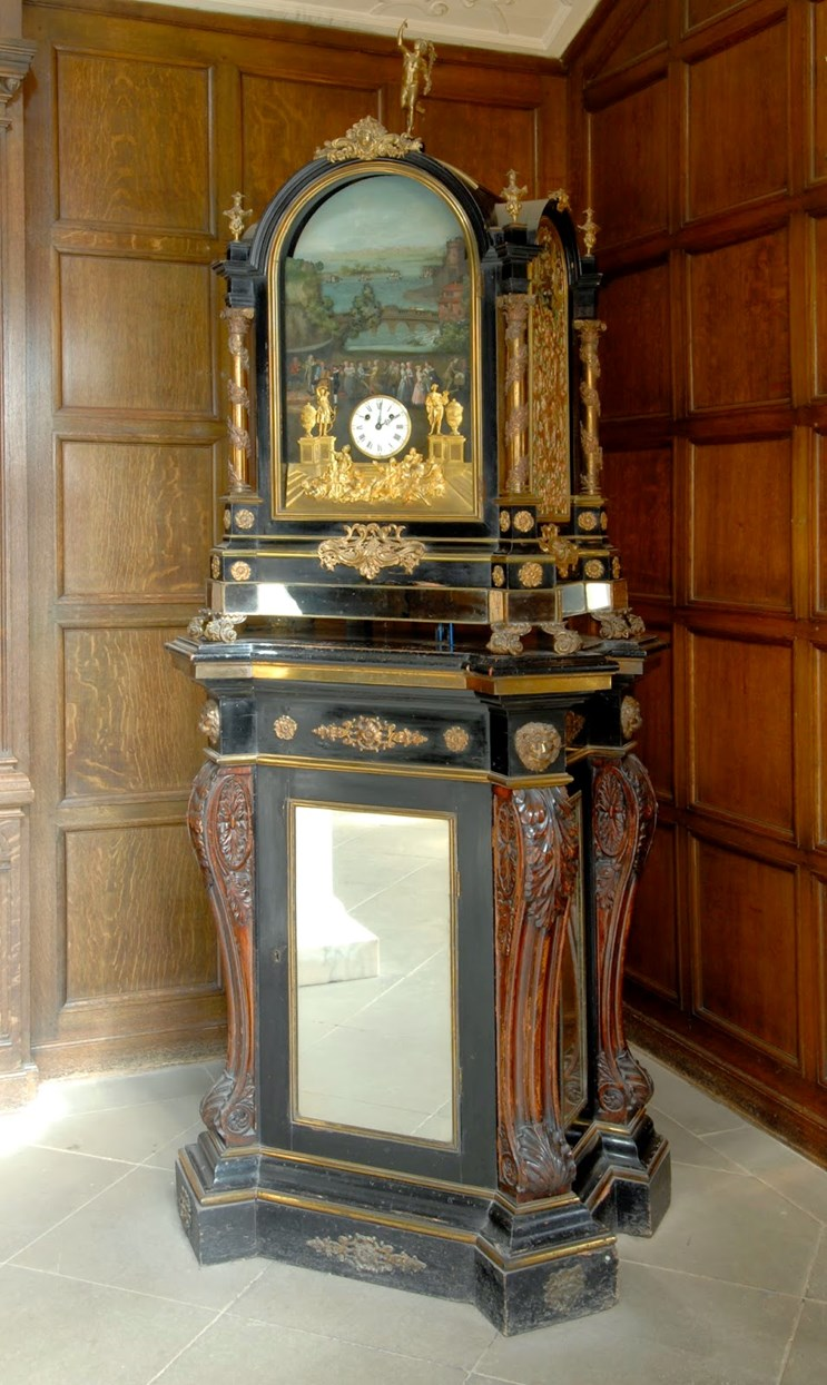 Leeds Museums and Galleries object of the week- The Pyke Clock: pykeclock.jpg