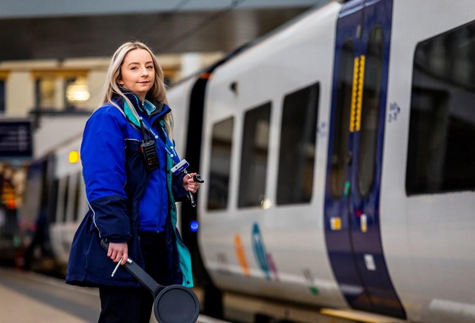 Regional Director Steve Hopkinson outlines Northern's Key Worker timetables: Northern careers - Manchester 7