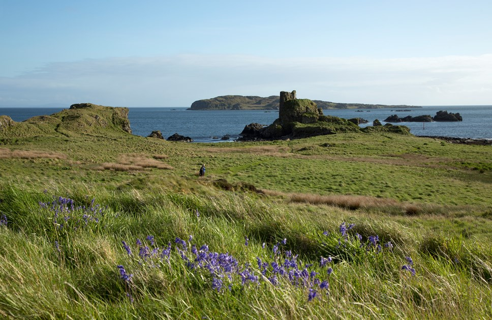 Dunyvaig Castle, Isle of Islay