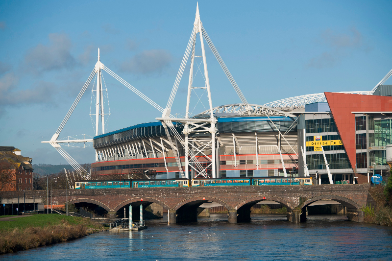 Rail industry warns of train service alterations if travelling to boxing in Cardiff: Principality Stadium