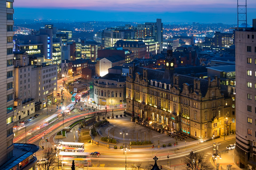 Connecting Leeds launches consultation and asks for feedback on highways improvements around City Square: City Square (board 1)
