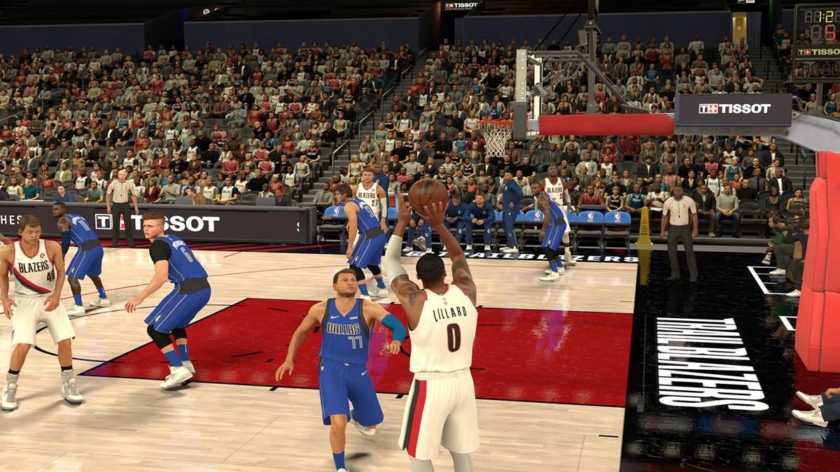 NBA 2K Mobile Season 4 Damian Lillard-3