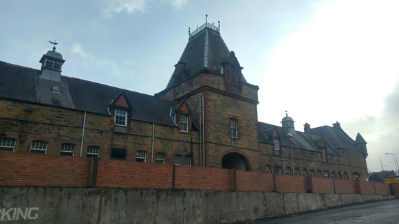 LATEST NEWS: Plans submitted to transform city's historic Powderhall Stables: Powderhall Stables