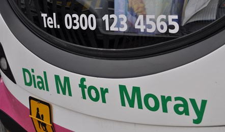 Tomintoul bus trial could continue: Tomintoul bus trial could continue