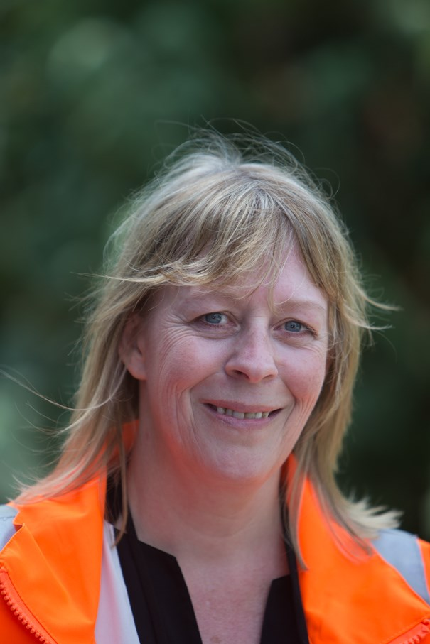 irmavermaning: Network Rail Route Control Manager, Kent, Irma Vermaning