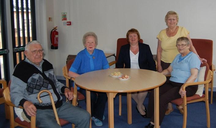 Revamped community centre re-opens: dsc_1118.jpg
