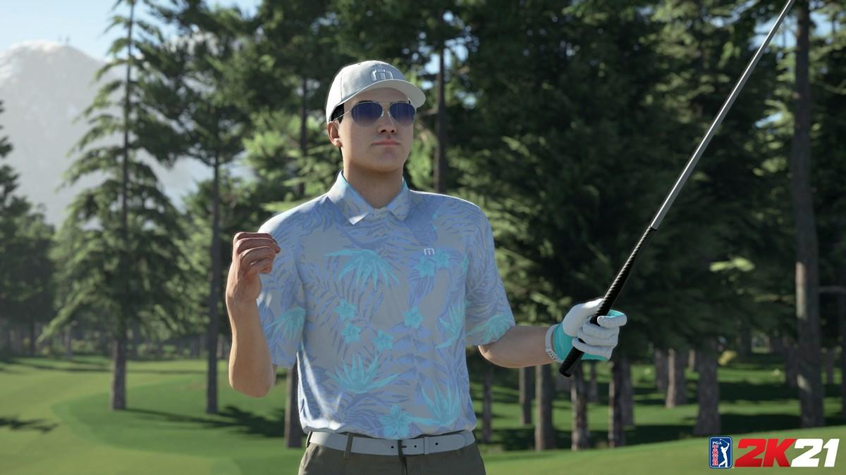 PGA TOUR 2K21 TravisMathew Outfit 2
