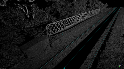 3 Aug ATG bridge railings