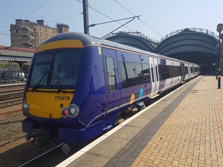 Northern responds to RMT announcement of three further days of strike action: 20180521 135145