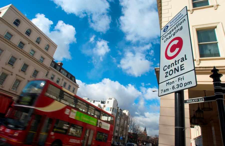 Siemens to provide infrastructure for London's Ultra Low Emission Zone: Siemens to provide infrastructure for London's Ultra Low Emission Zone