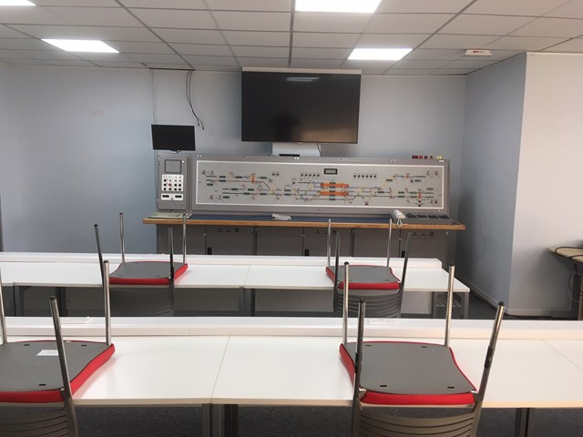 New training centre for railway signallers opens after just four weeks in Wales: Newport Signalling centre 2