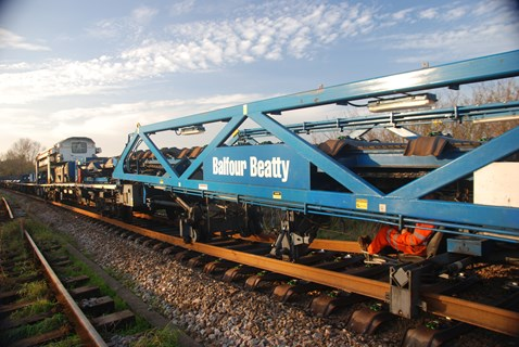 New Track Construction train_2