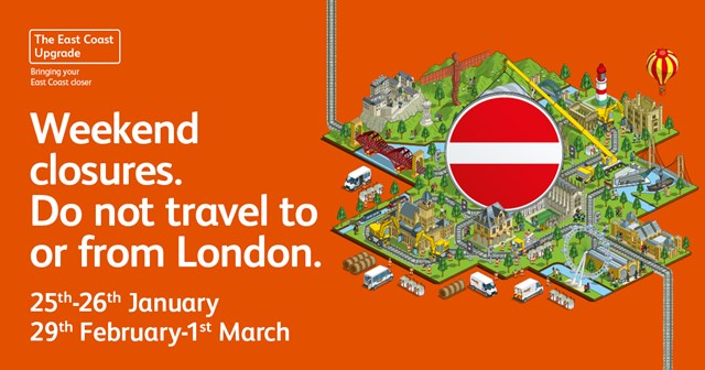 NO trains in or out of London King's Cross this weekend as landmark upgrade to improve services continues