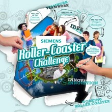 St Thomas More RC College win the Siemens Rollercoaster Challenge