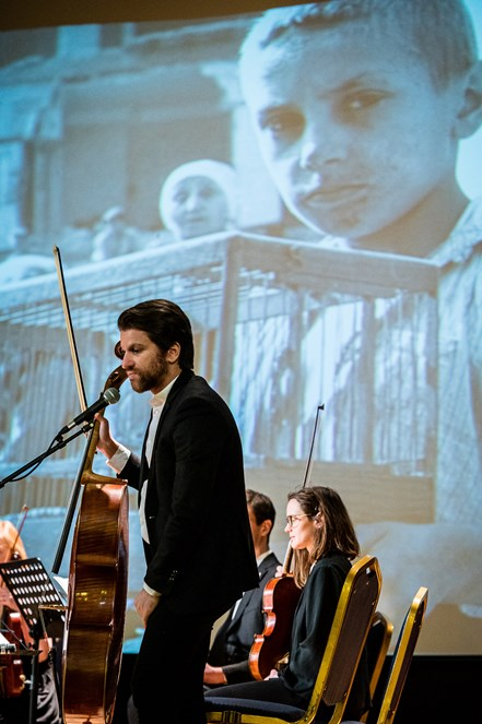 The World Harmony Orchestra at Holocaust Memorial Day 2020