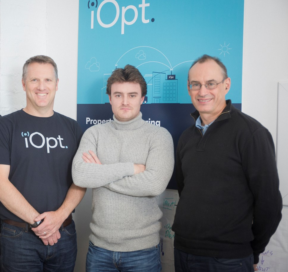Tech innovator iOpt wins tender to install real-time monitors in Renfrewshire homes: IOpt Oct19 mt 19