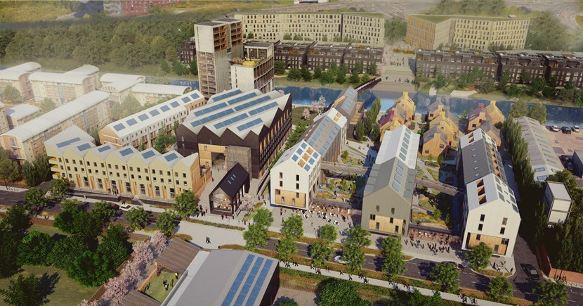 Leeds bids for Housing Infrastructure Fund to double size of city centre living: citusouthbankdevelopment-407817.jpg