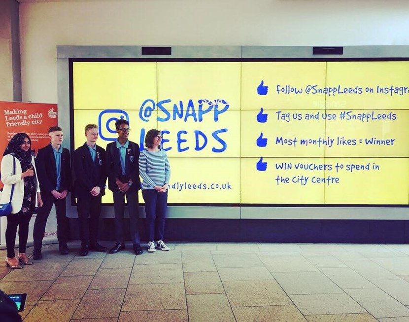Leeds young people get snapp happy with photography competition : snappcompetition3.jpg