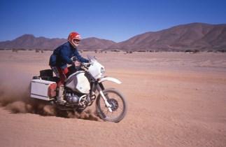 Jutta Dakar 3