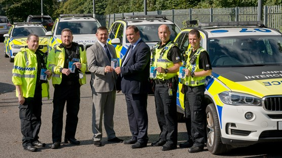 TyreSafe to support national roads policing tyre safety initiative: TyreSafe supports national roads policing tyre safety iniative 1
