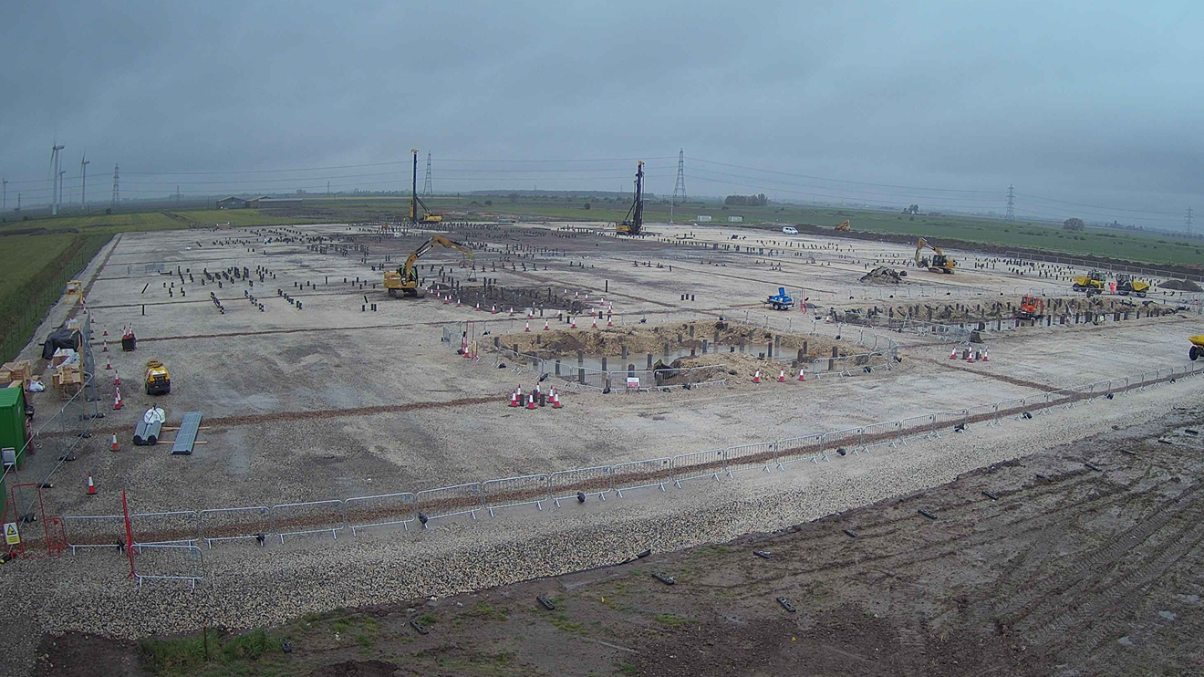 Civils subcontractor agreed for Triton Knoll onshore substation construction: Triton Knoll substation