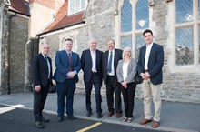 Local representatives and Heritage Trust