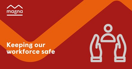 Keeping our workforce safe: Safety-4